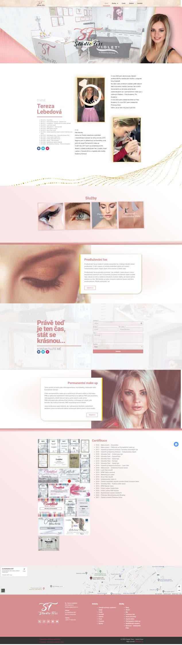 Tvorba webových stránek,webové stránky,tvorba webu | onmade. Cz | https://onmade. Cz/portfolio/tvorba-webovych-stranek/